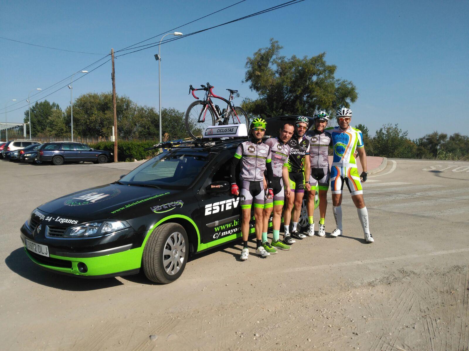 Grupeta_BM_Coche_240917_02_Biciletas Mañas BM-Tienda-de-venta-y-reparacion-de-bicicletas-Ridley-Madrid