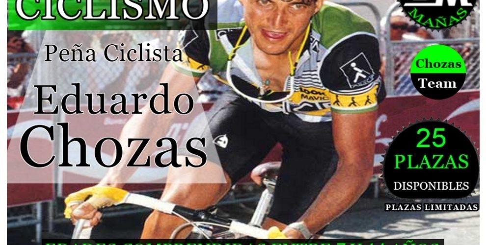 Escuela de Ciclismo Peña Ciclista Eduardo Chozas
