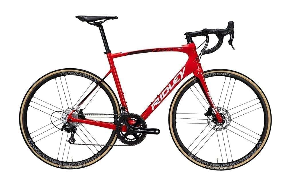 Bicicleta Ridley Fenix SL Disc