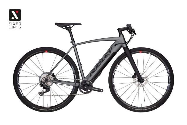 Bicicleta Ridley Kanzo e XT Flatbar