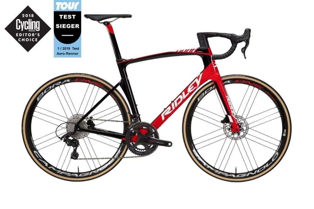 Bicicleta Ridley Noah Fast Disc