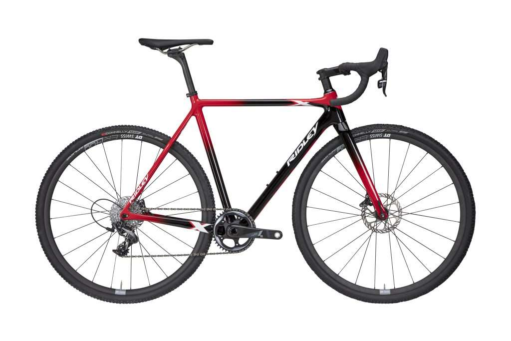 Bicicleta Ridley X-Night Disc