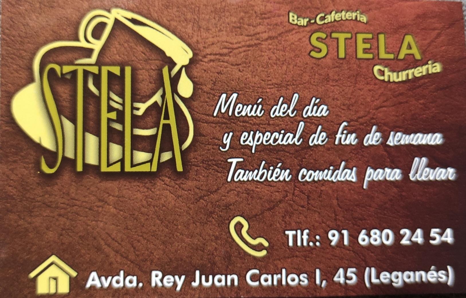 Bar Cafeteria Stela Churreria  Colaborador Escuela Ciclismo Peña Ciclista Eduardo Chozas - Bicicletas Mañas